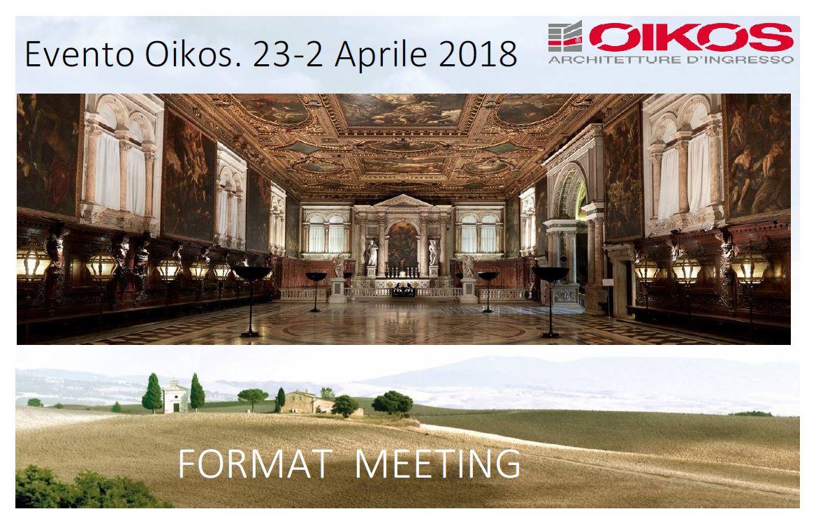 oikos aprile 2018